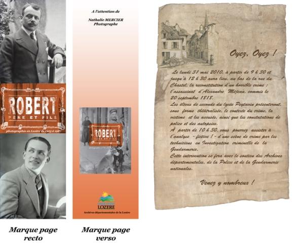 infographiste Lozère